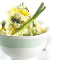 Colcannon (Irish Mashed Potato)